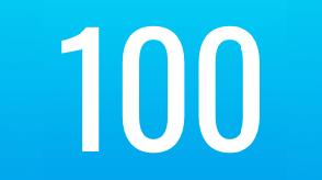 Top 100 Words