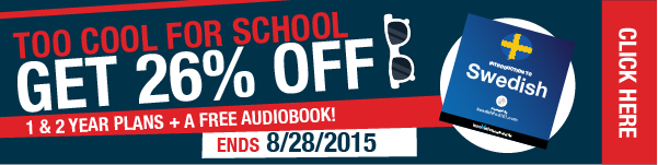 Click here to get 26% OFF + A FREE Audiobook!
