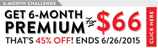 Click here to get 45% OFF 6-month Premium + Inner Circle Access!