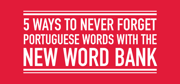 Click here to visit the newly updated Word Bank!