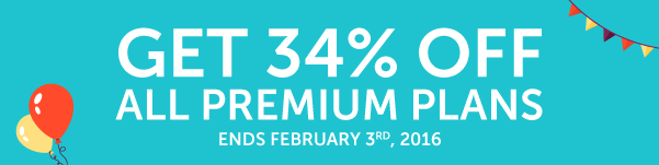Celebrate our 34 Languages & Get 34% OFF Premium!