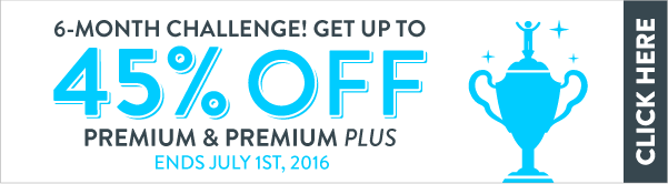 Get Up to 45% OFF Premium & Premium PLUS at ArabicPod101!