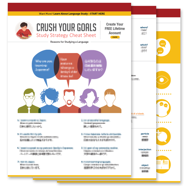 How to Crush Your English Learning Goals? - EnglishClass101 com