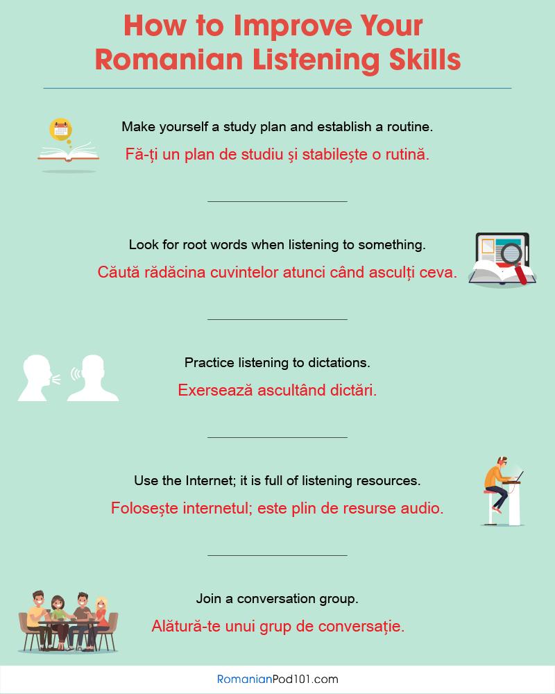 Improve Listening
