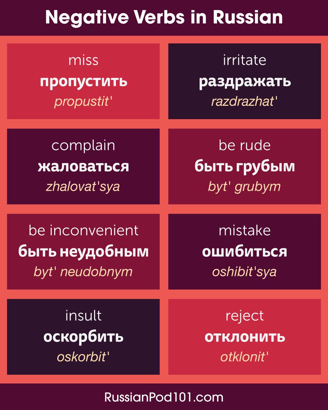 Russian Phrases Archives - RussianPod101.com Blog