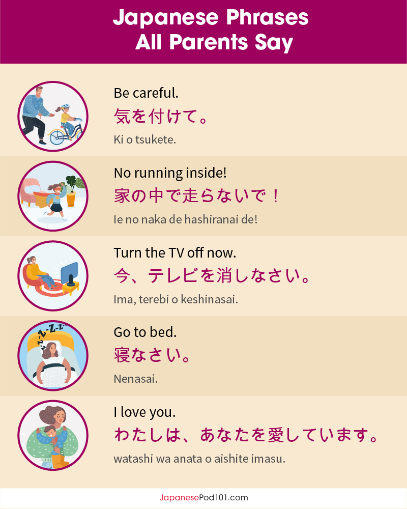 Learn How To Talk About Your Family In Japanese
