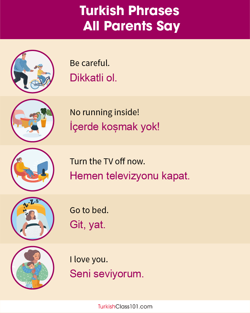 Turkish Phrases