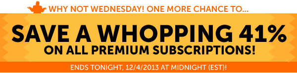 Why Not Wednesday? Last Chance to Learn Hindi with 41% OFF Premium!