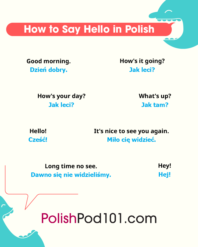 Polish Greetings