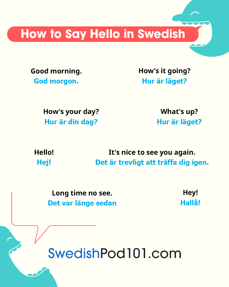 Swedish Greetings