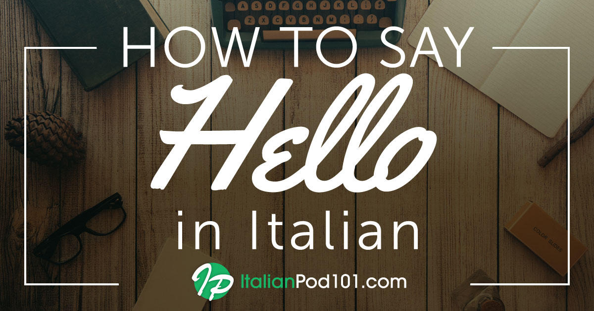Learn Italian Blog By Italianpod101com
