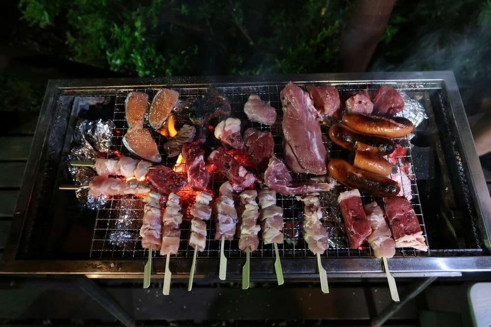 Barbequing in an Argentinian Way