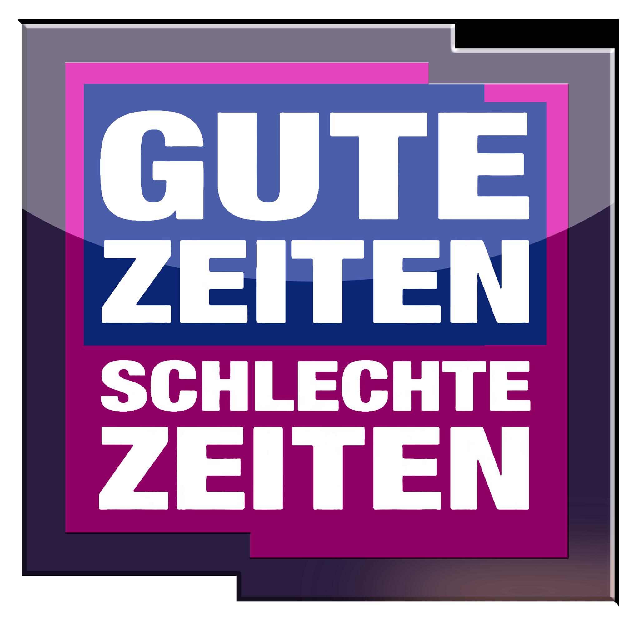 The logo of the TV show Gute Zeiten Schlechte Zeiten