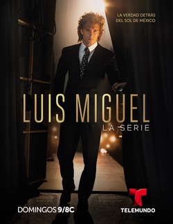 Luis Miguel Poster