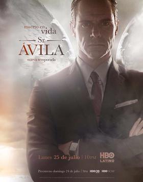 Sr. Avila poster