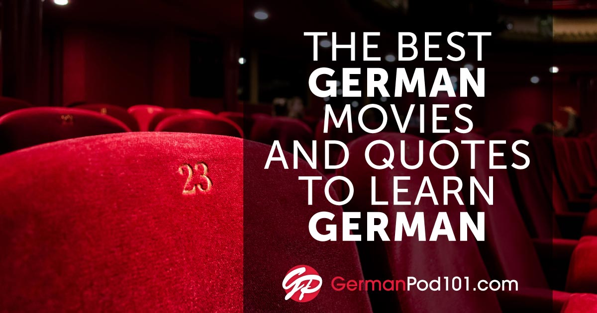top german movie list for your german learning