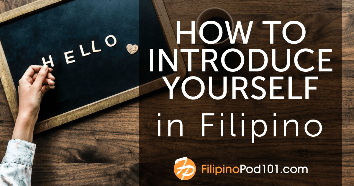 Filipino Phrases