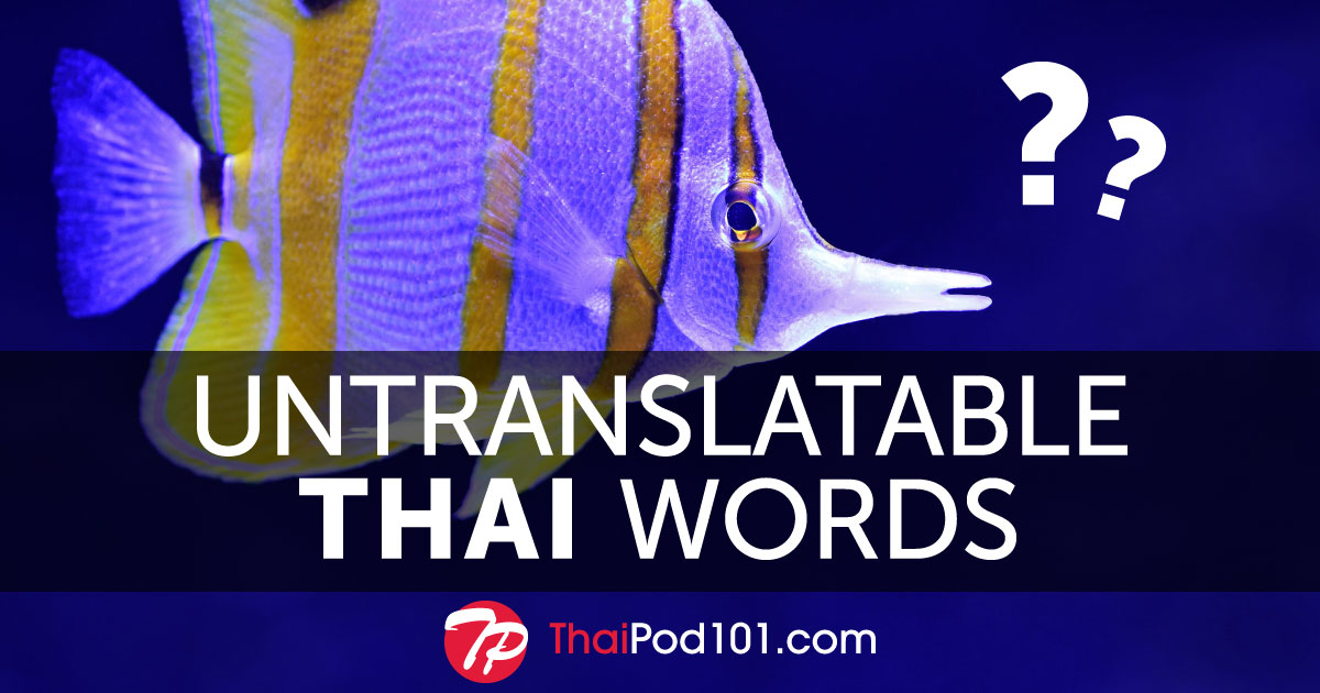 Learn Thai