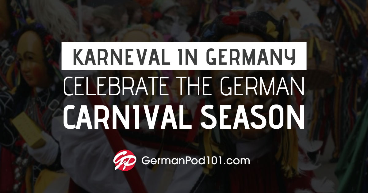 German Carnival Season