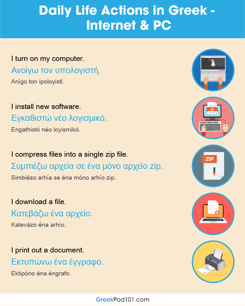 Learn Greek Blog by GreekPod101 com