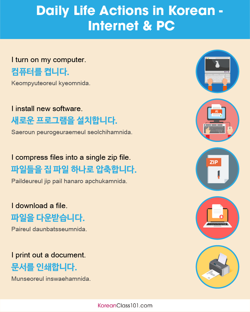 Korean Language