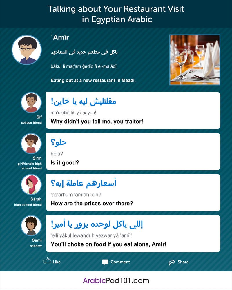 How To Post In Perfect Arabic On Social Media