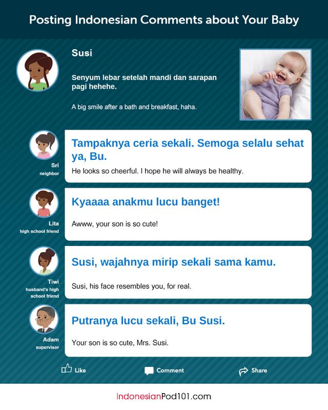 Baby Indonesian