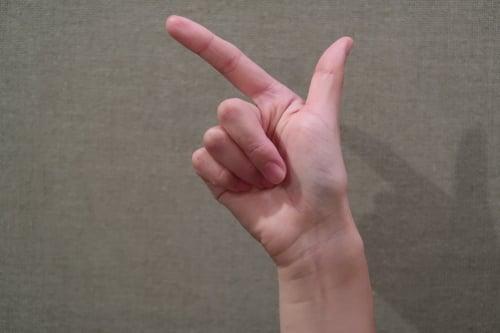 Eight Gesture