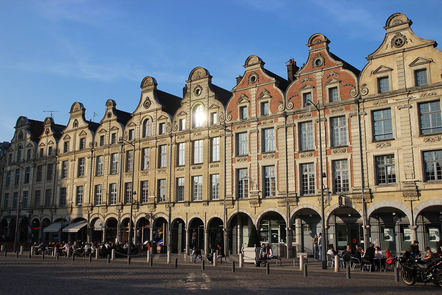 A Photo of Arras