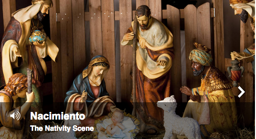 Have you heard about Nacimiento (The Nativity Scene)?