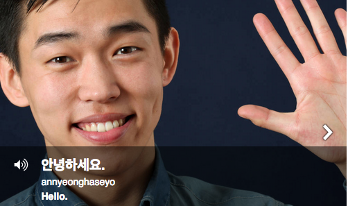 did you know 안녕하세요 (annyeonghaseyo) means Hello?