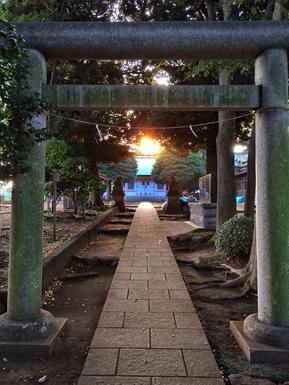 Sengawa Shrine