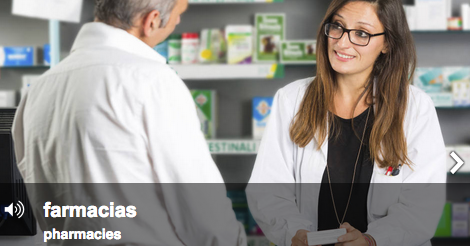 Do You Know How To Say Pharmacies In Spanish?