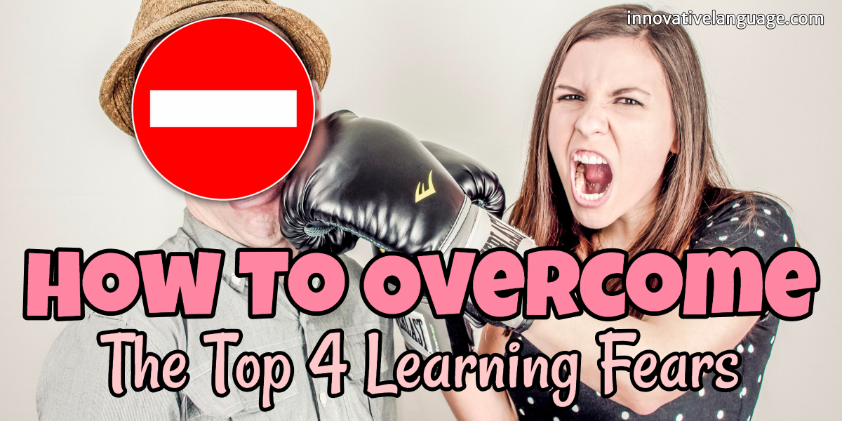 how to overcome learning fears