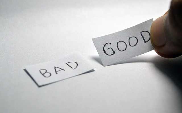 Choose Bad or Good