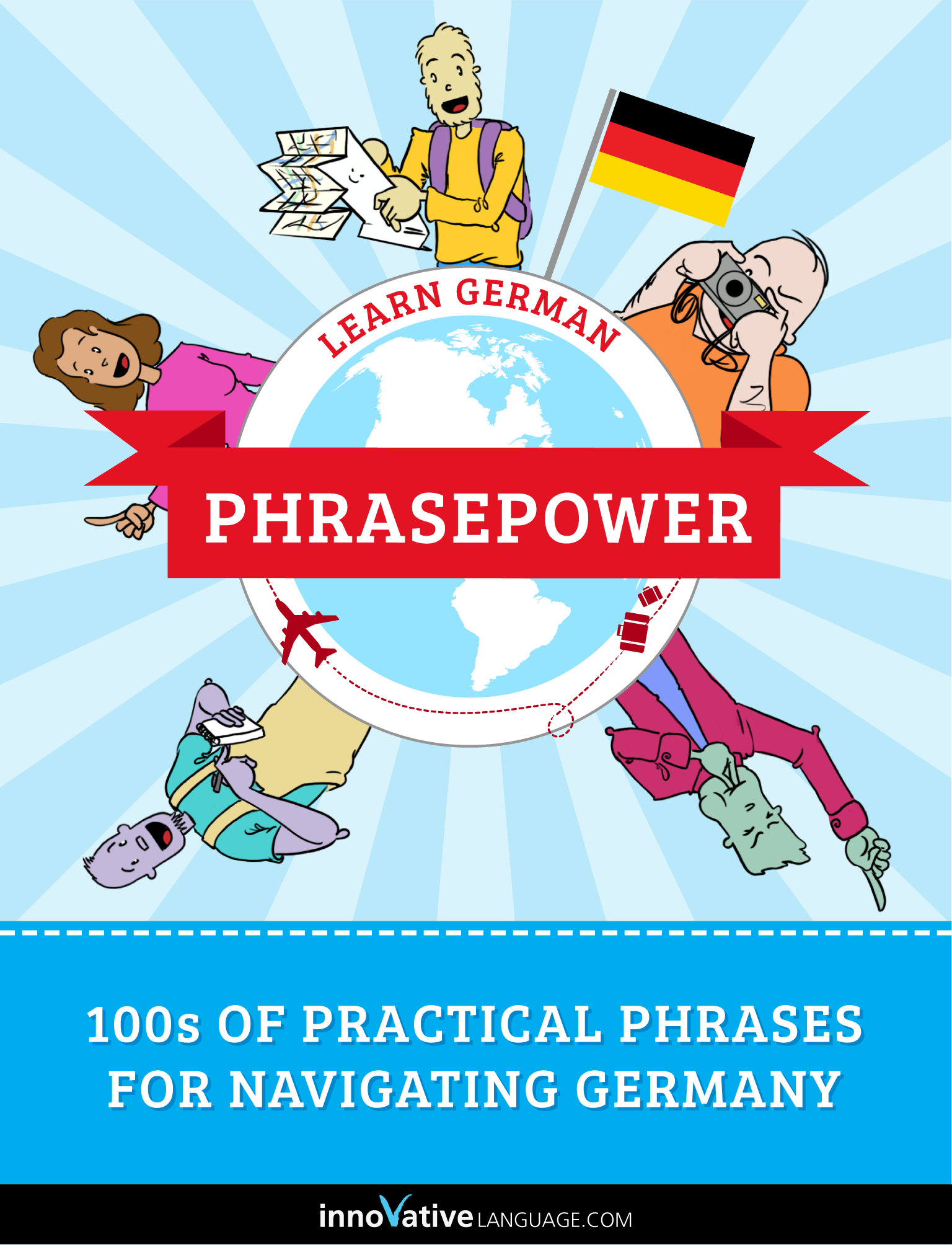 Learn German PhrasePower