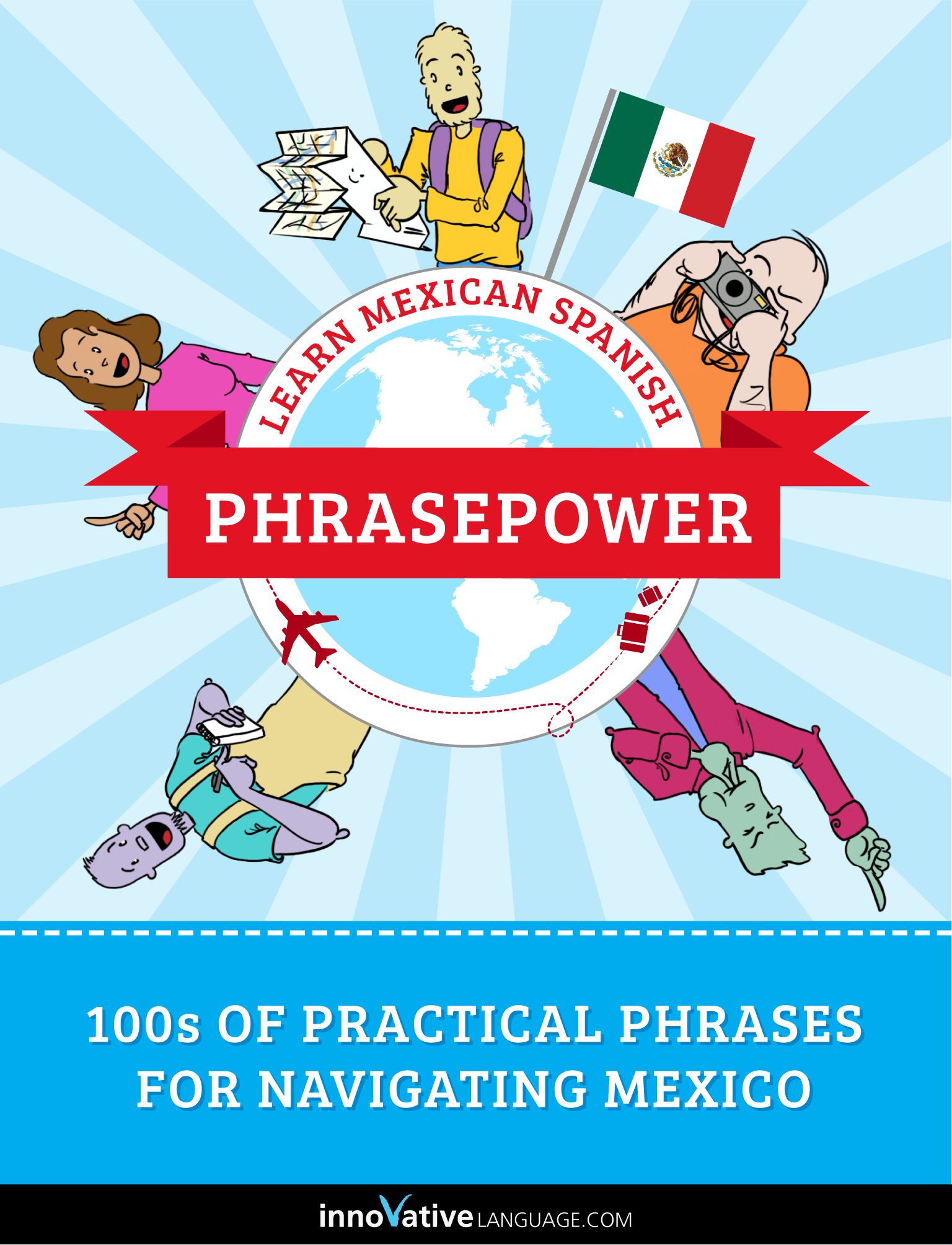Learn Mexican Spanish PhrasePower