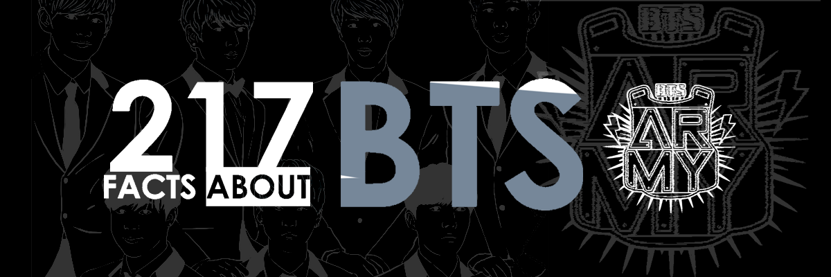 217 Secret Facts about BTS