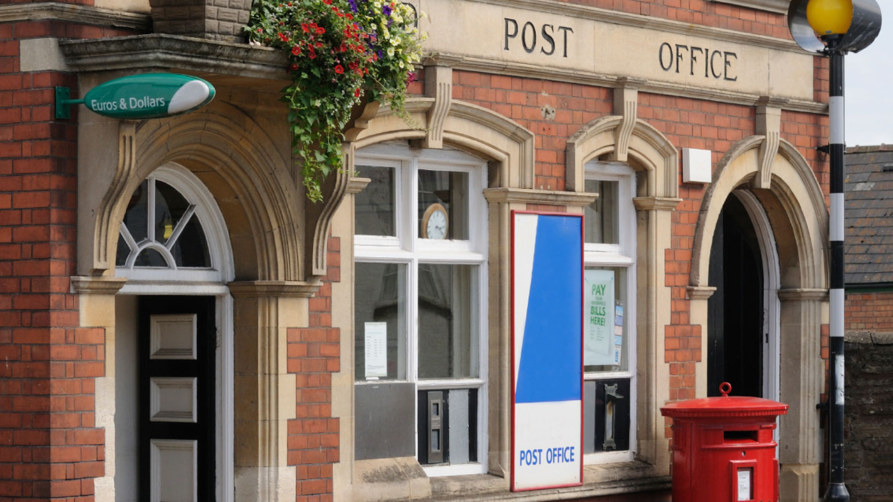 Post Office Phrases