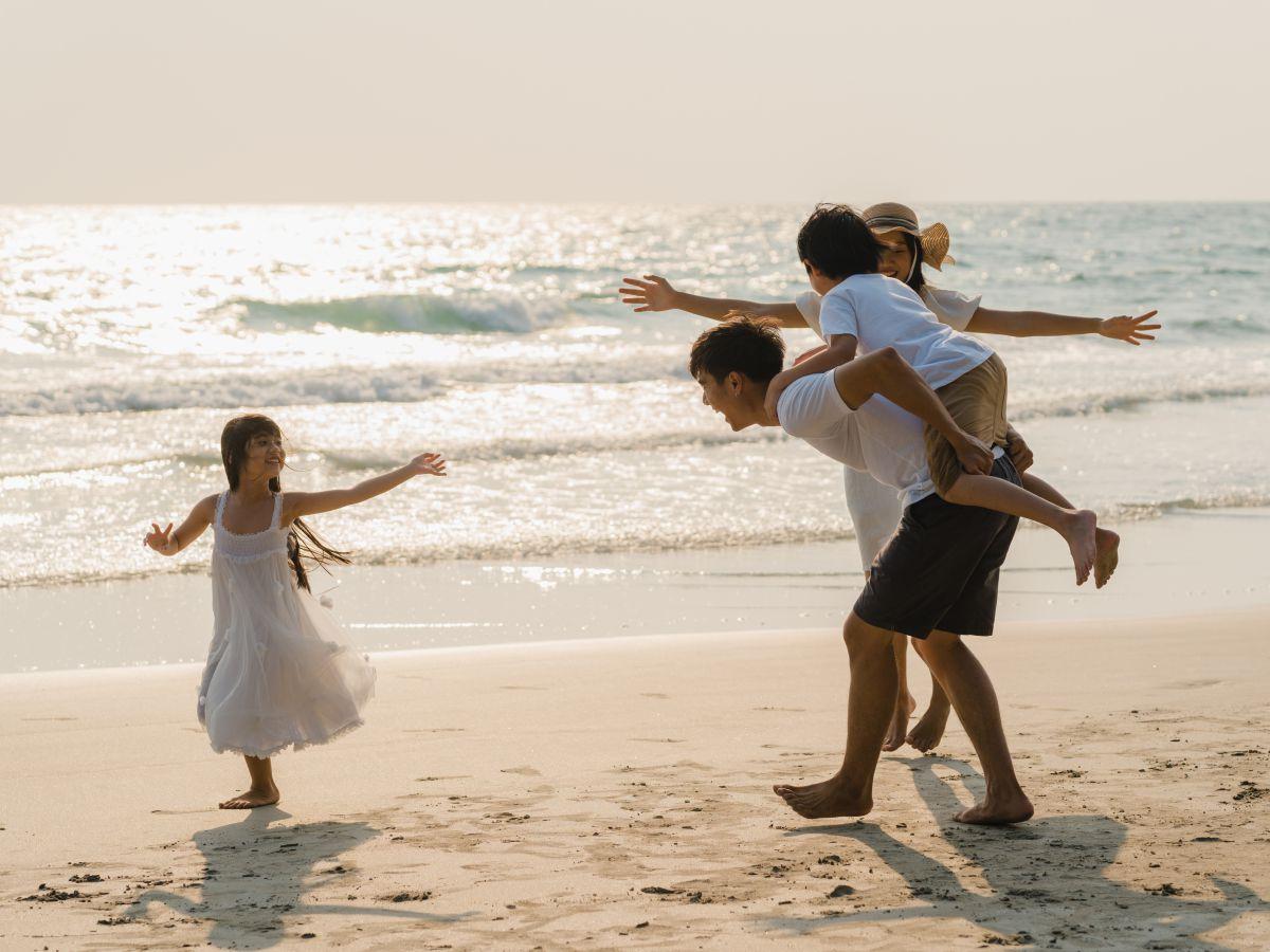Летний отдых на черноморском побережье: 5 мест, где стоит побывать с ребенком