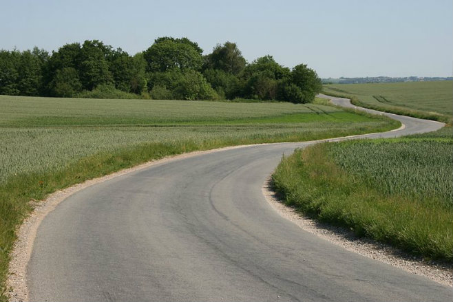 Danish Middle Ages Road