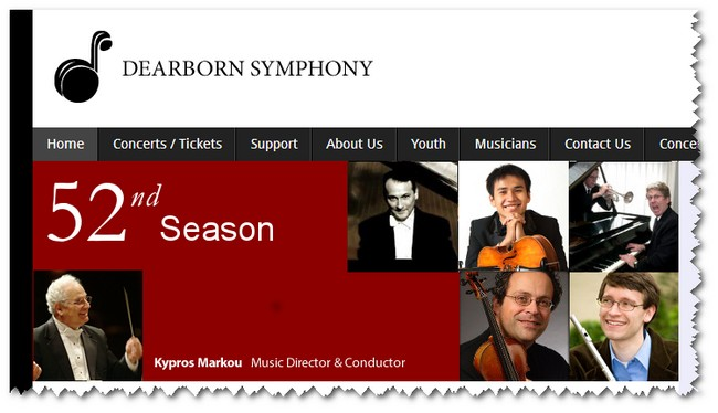 Dearborn Symphony Orchestra
