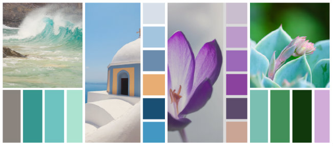 Design Seeds Color Palette Collage (click to visit design-seeds.com)
