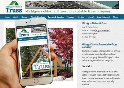 Michigan Timber & Truss