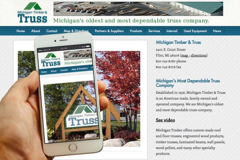 Michigan Timber & Truss