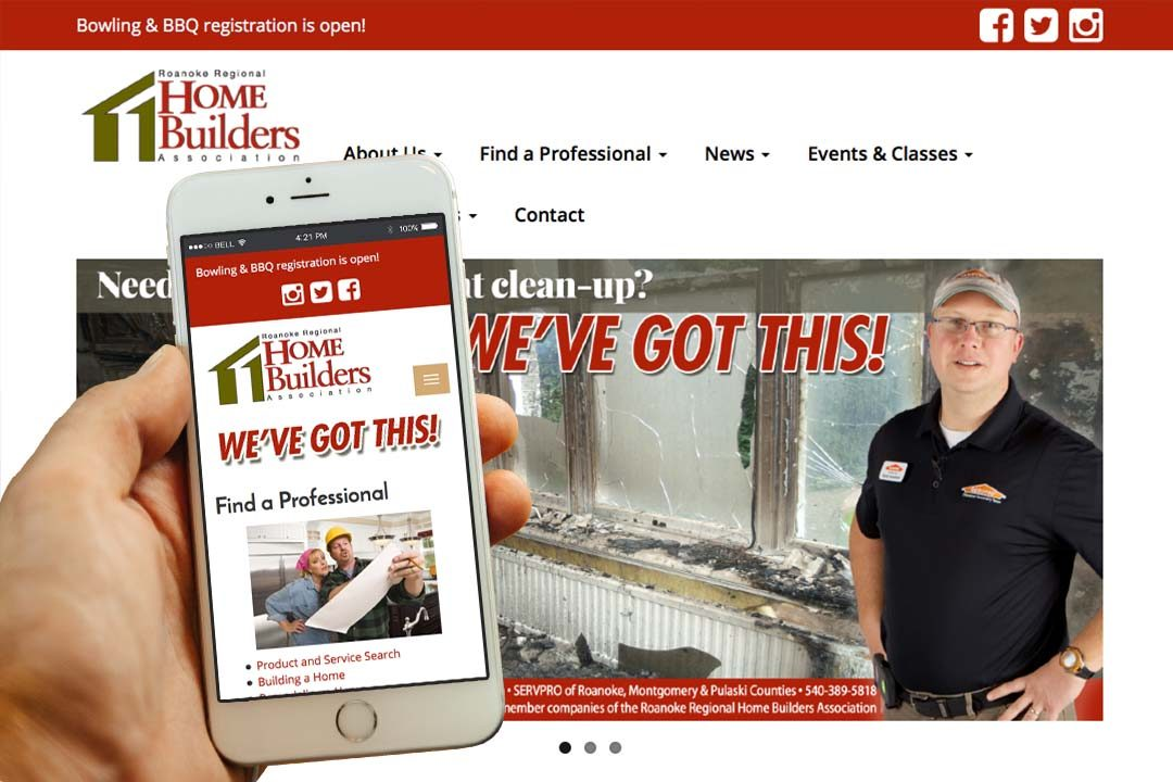 Roanoke Regional Home Builders Association