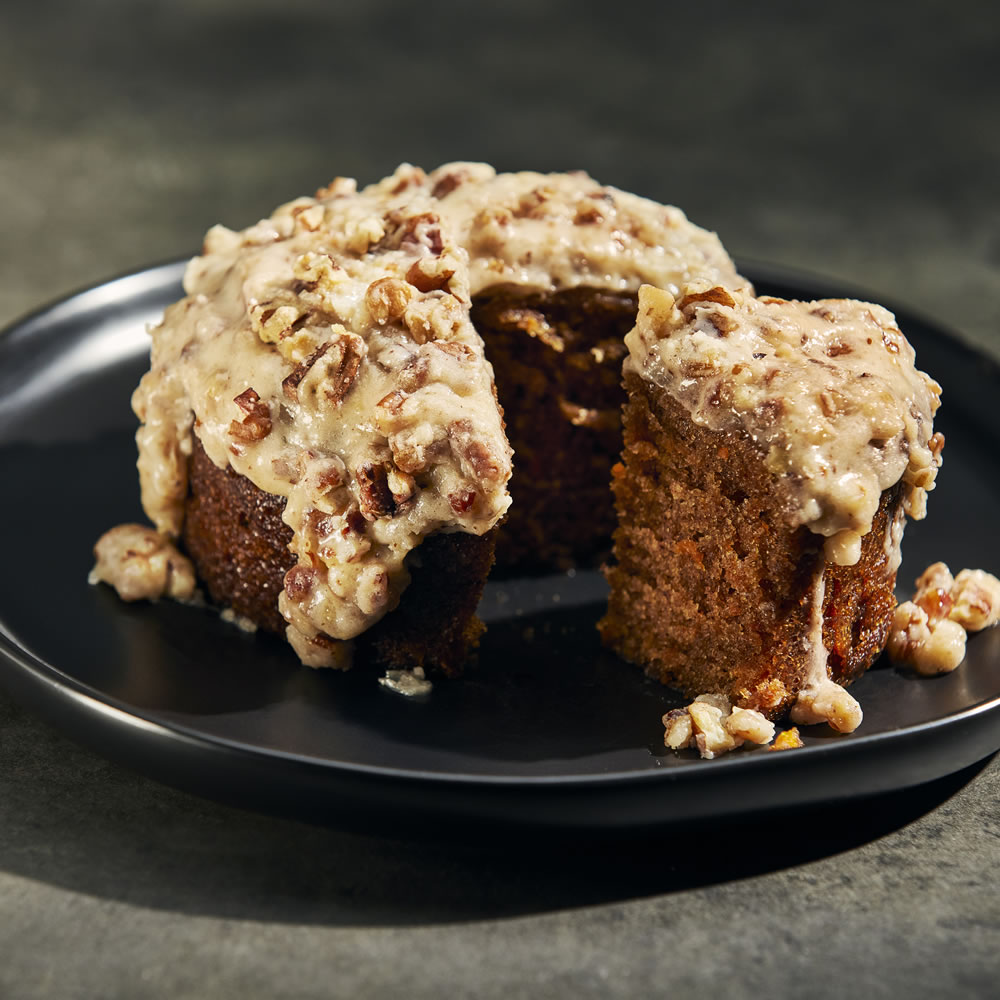 Mom's Carrot Cake - Add $13