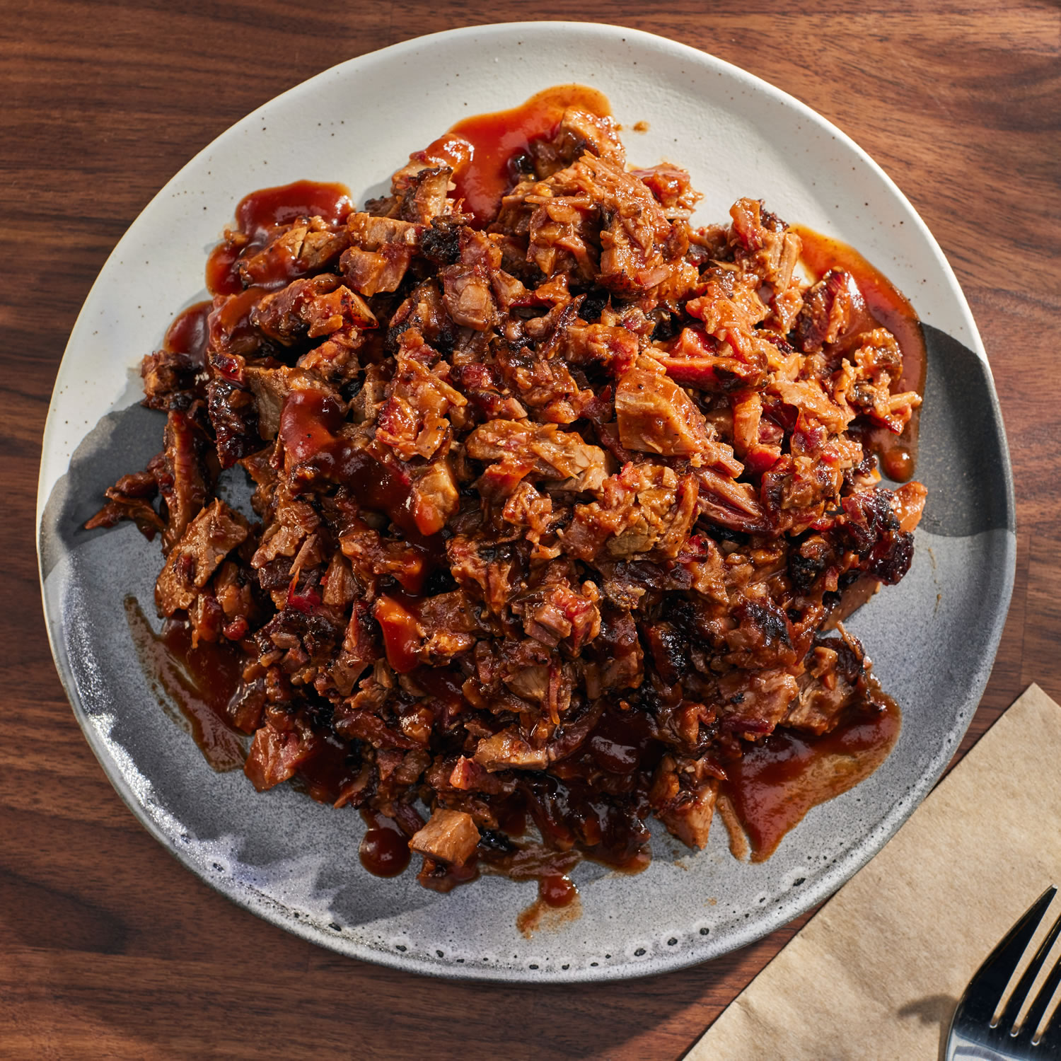 Chopped Beef Brisket 3 to 7 (1 lb) Packs