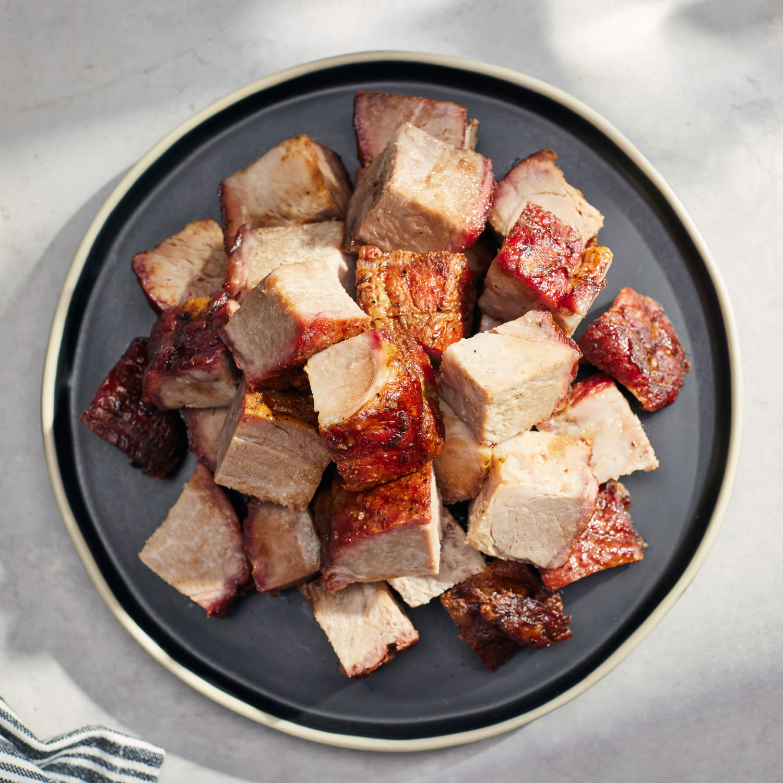 Pork Burnt Ends - 1 lb.