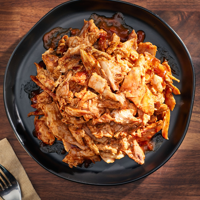 BBQ Pulled Chicken - 1 lb.